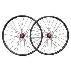 29er Carbon Boost Wheelset WHITEINDSTRIES-CLD Hubs