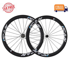 50mm Upgrade Wheelset (PRE-ORDER FOR DELIVERY NOV. 9)