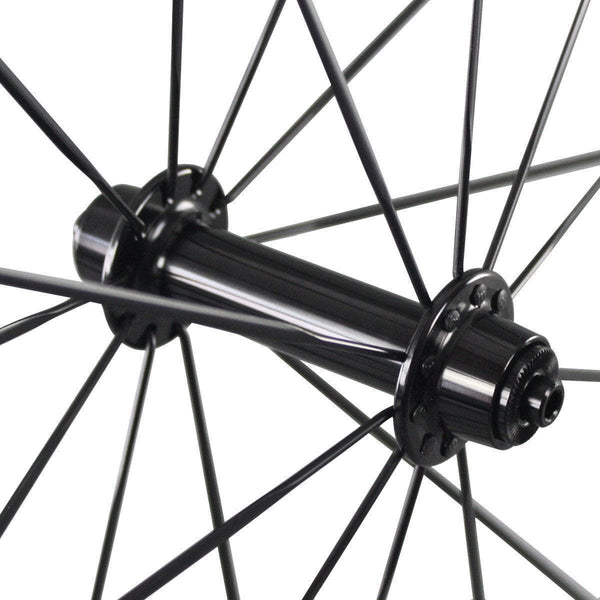 ICAN Wheels & Wheelsets Default Title 38mm Road Bike Wheelset Sapim CX-Ray Spokes (Free Postage and Taxes Free)