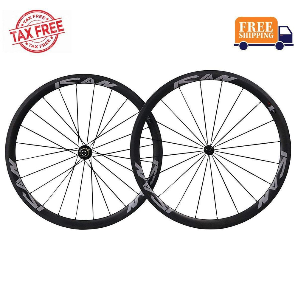 38mm Standard Wheels Sapim CX-Ray Spokes