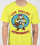 Los Pollos Hermanos - Breaking Bad Mens T-Shirt - Daisy