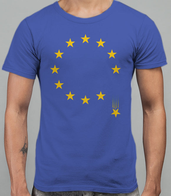 Eu Fallen Star - T-Shirt - Royal