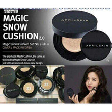 Load image into Gallery viewer, [BUY 1 TAKE 1] ORIGINAL APRIL SKIN MAGIC SNOW CUSHION - 50% OFF