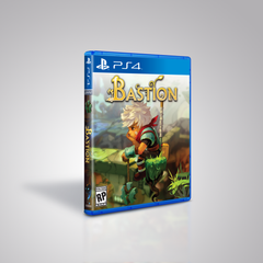 Bastion: Physical Edition (PS4)