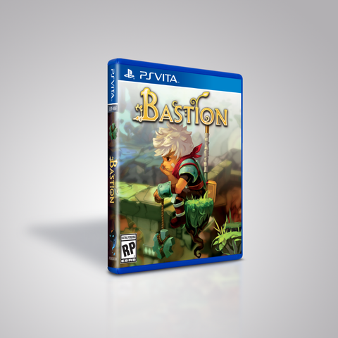 Bastion: Physical Edition (PS Vita)