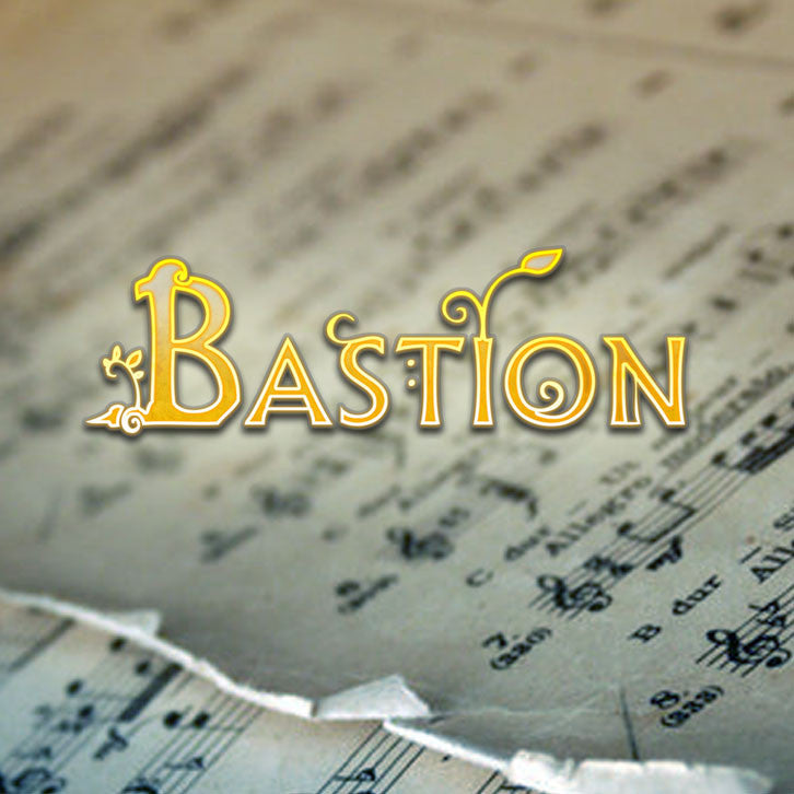 Bastion Sheet Music | Supergiant Games