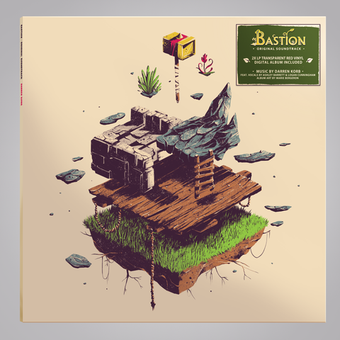 Bastion: Original Soundtrack (Vinyl LE)