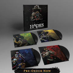 Hades: Original Soundtrack LE (Vinyl)