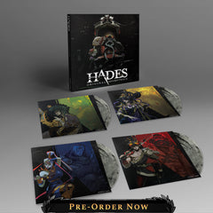 Hades: Original Soundtrack (Vinyl)