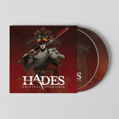 Hades: Original Soundtrack (CD)