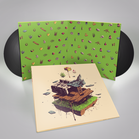 Bastion: Original Soundtrack (Vinyl)