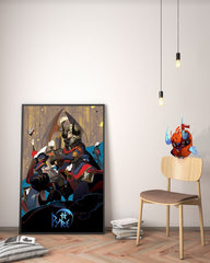 "Pyre 24"" x 36"" Poster"