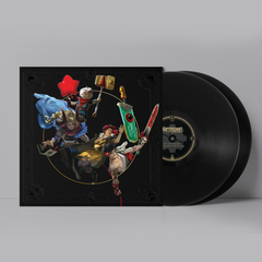Songs of Supergiant Games LE (Vinyl)