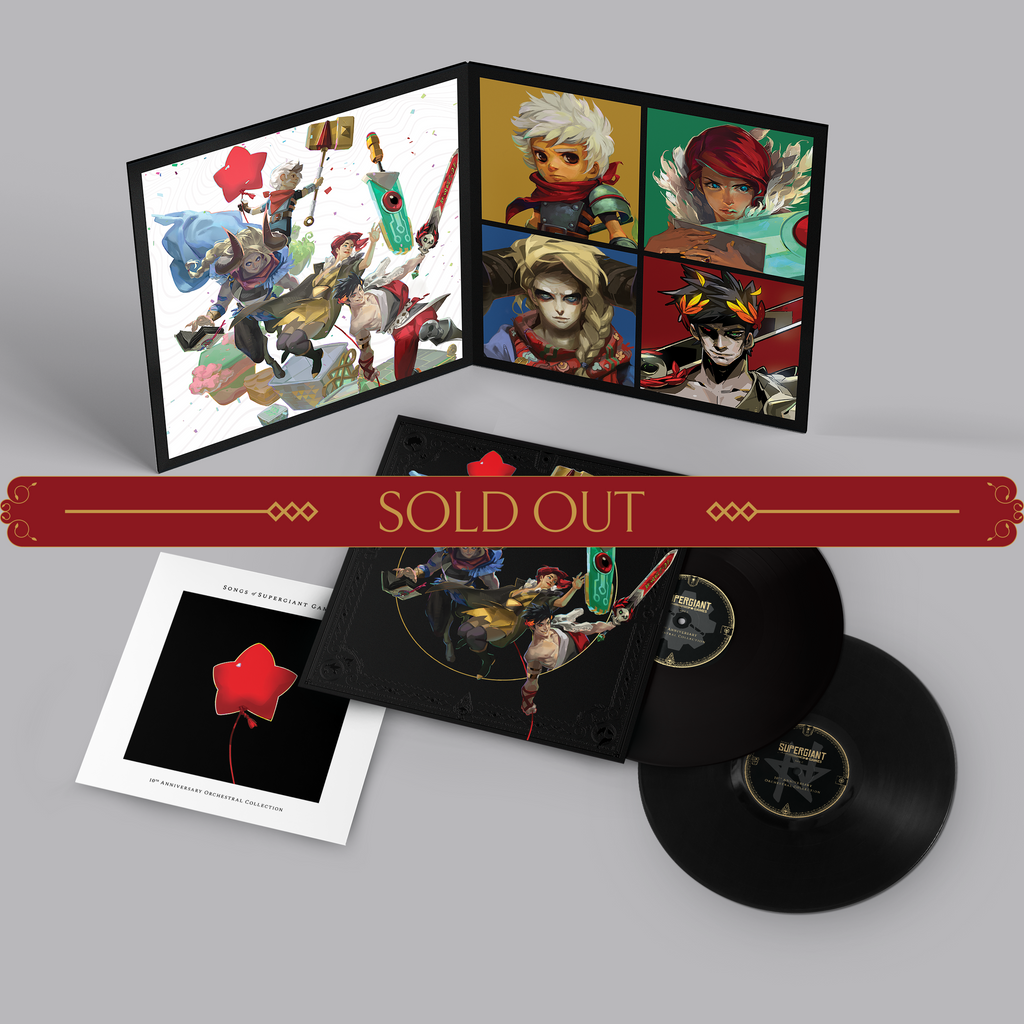 Songs of supergiant games: 10th anniversary collection download mp3