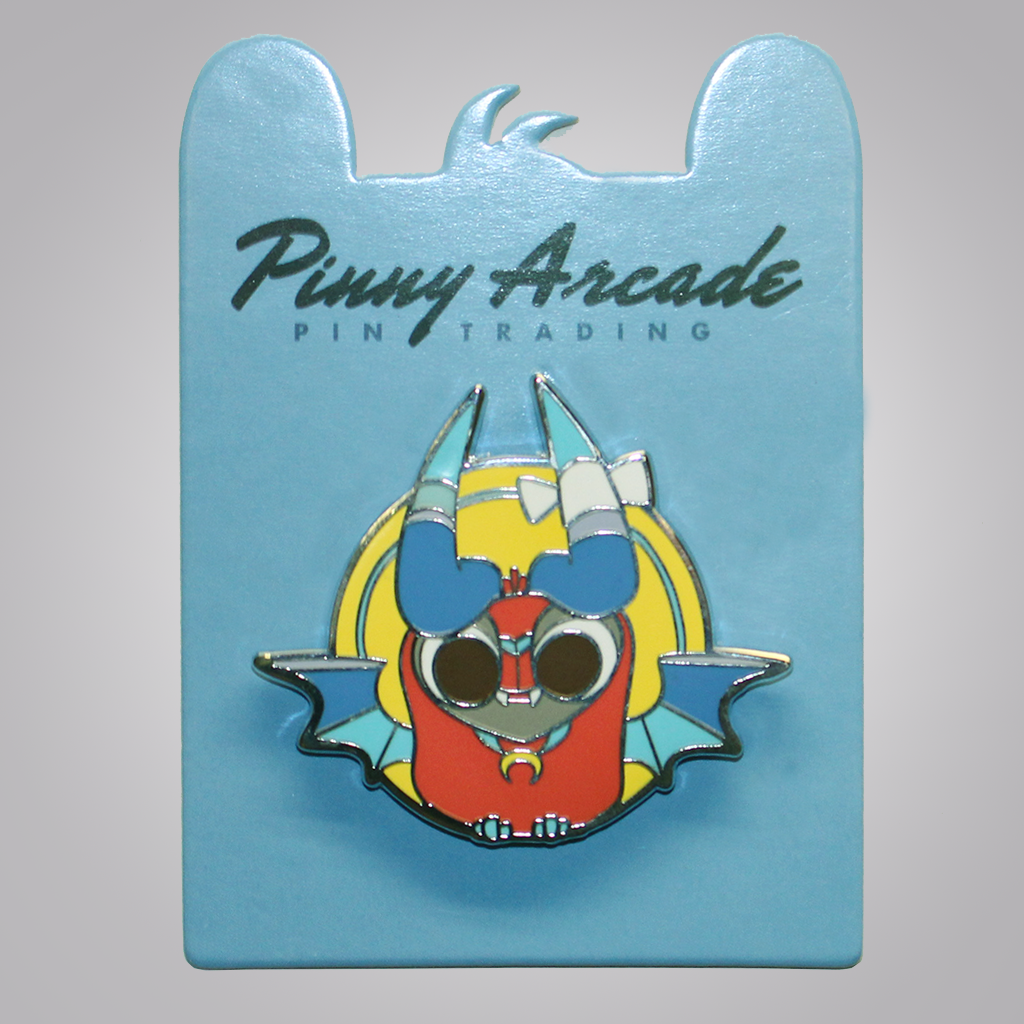 pyre pinny arcade pin supergiant games