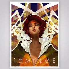 Transistor Concert Poster - Limited Edition