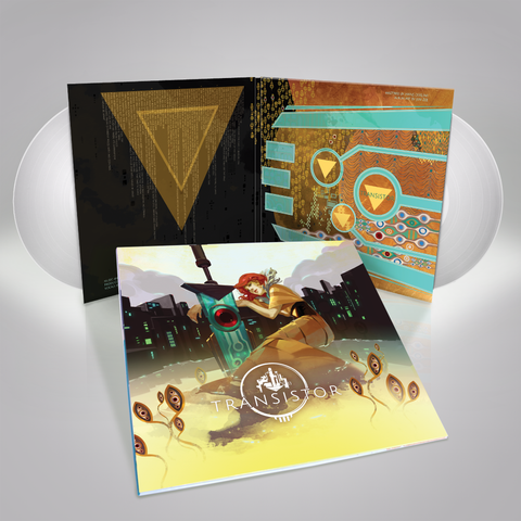 Transistor: Original Soundtrack (Vinyl)
