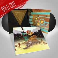 Transistor: Original Soundtrack (Vinyl - Limited Edition)