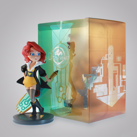 Transistor Collectible Figure