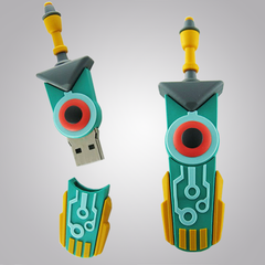 Transistor USB Flash Drive