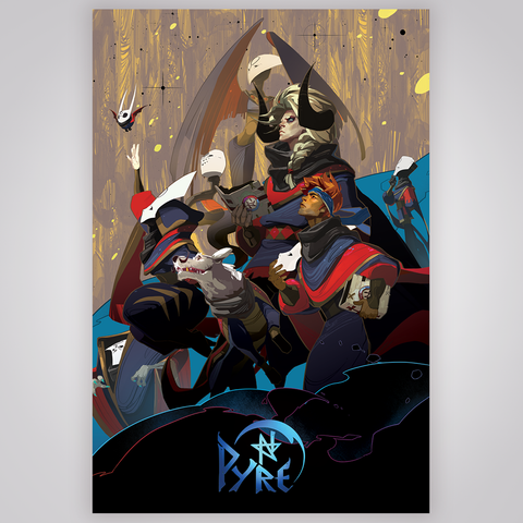 Supergiant Games Pyre