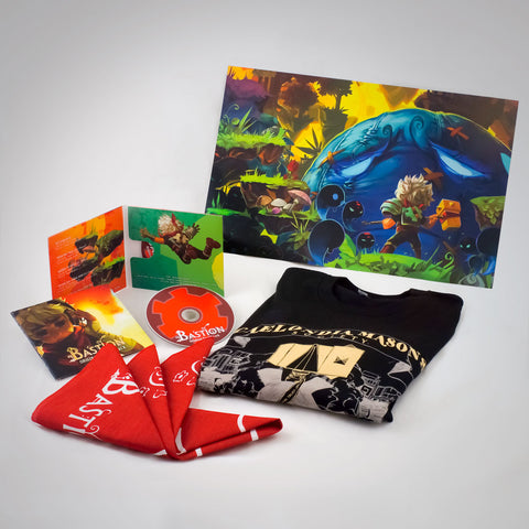Bastion Starter Bundle