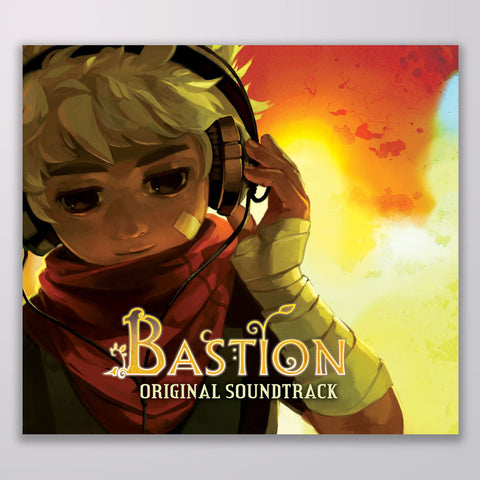 Bastion: Original Soundtrack (Digital Download)