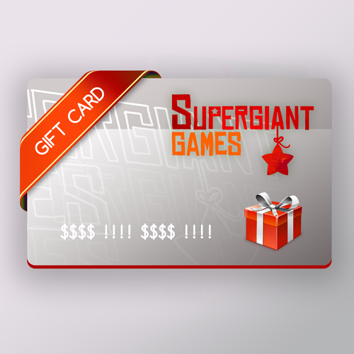 Supergiant Gift Card