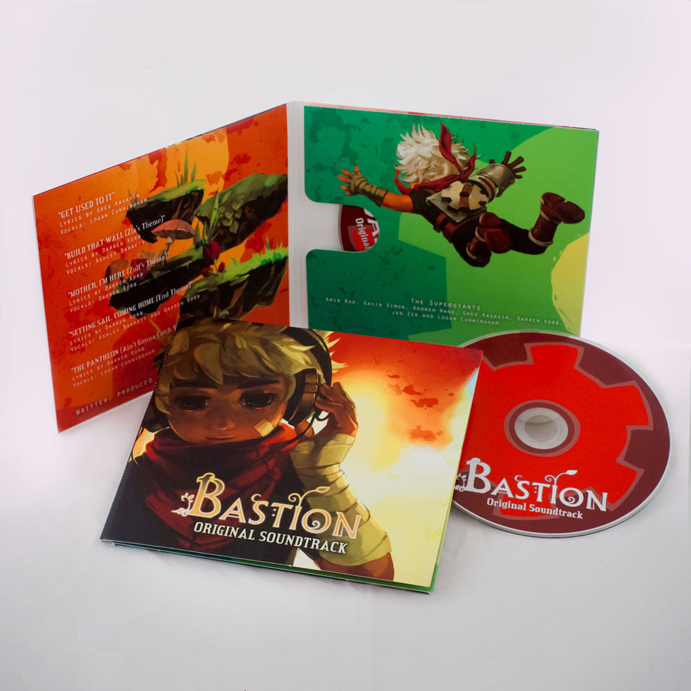 Bastion: Original Soundtrack (CD)