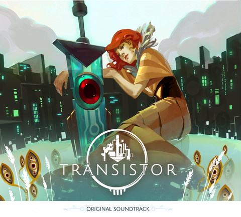 Transistor: Original Soundtrack (CD)