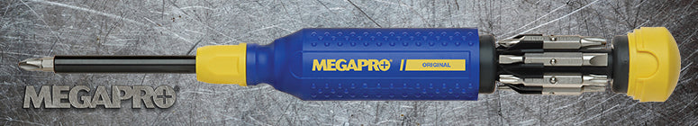 Megapro is the first choice for tradespeople around the world