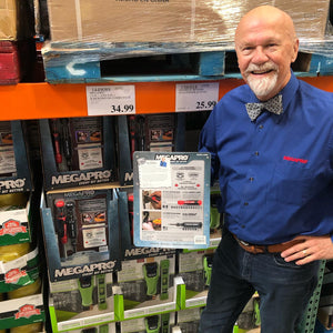 Costco Canada Puts Megapro in Warehouses Across Canada
