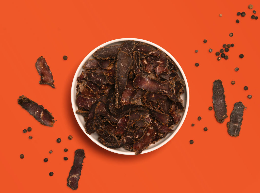 How is Biltong Made?