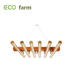 ECO Farm 300W/400W/500W Commercial LED Grow Light Strips For Greenhouse