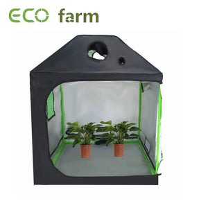 Eco Farm 4x4ft(120x120x180cm) Tente de Culture Tente Hydroponique Multifonction