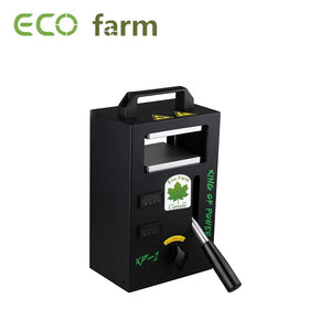 Eco Farm Puissance de 4 tonnes Machine de Pressage à Chaud de Colophane Portative