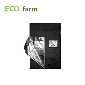Eco Farm 8x8ft(96x96x84/96in)/(240x240x210/240cm) Tente de Culture d'Intérieur Tente Hydroponique en Mylar