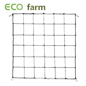 ECO  Farm Filet de treillis de plantes de protection Scrog