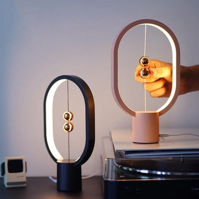 Rechargeable Balance LED Table Lamp - GearMeeUp