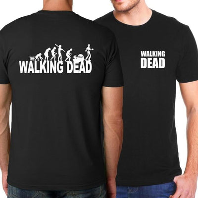The Walking Dead short sleeve men's T-shirts - GearMeeUp