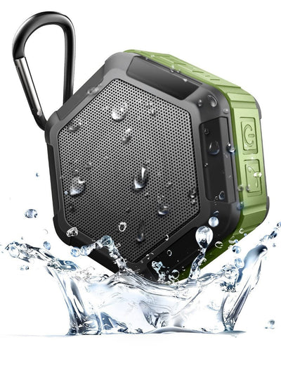 Waterproof Bluetooth Speaker - GearMeeUp