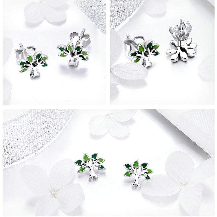 Tree of Life™ Stud Earrings - GearMeeUp