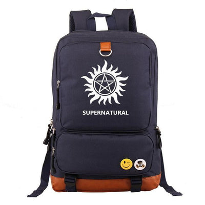 Supernatural Backpack for Women Men Bags - GearMeeUp