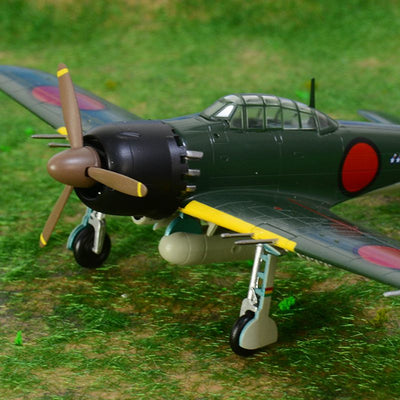 Japanese Navy Type O Carrier Fighter Model - GearMeeUp