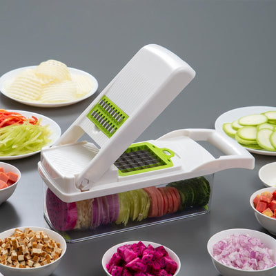 10 IN 1 SET MULTI-FUNCTION FOOD CHOPPER - GearMeeUp