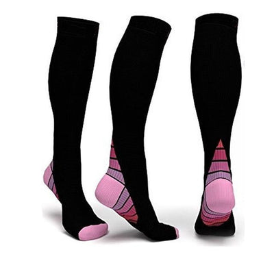 Men Women Compression Socks Fit for long Socks Boost socks men super quality three color - GearMeeUp