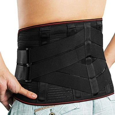 Lumbar Support Therapy Belt Corrector - GearMeeUp
