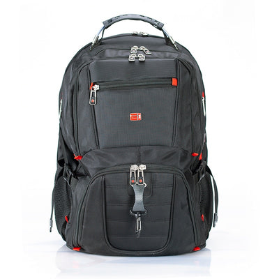 Swiss Multifunctional Waterproof Laptop Backpack - GearMeeUp