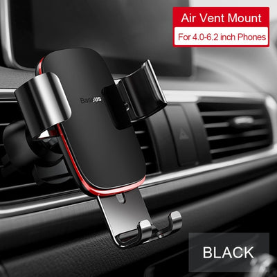 Premium Gravity Car Phone Holder - GearMeeUp