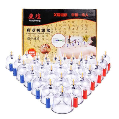 Professional Cupping Massage Therapy Sets - GearMeeUp